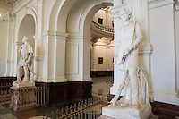 Stephen F. Austin and Sam Houston Sculptures at Texas State Capitol, Austin, Texas