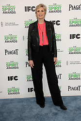 Jane Lynch at the 2014 Film Independent Spirit Awards Arrivals, Santa Monica Beach, Santa Monica, United States, Saturday, 1st March 2014. Picture by Hollywood Bubbles / i-Images<br /> UK ONLY