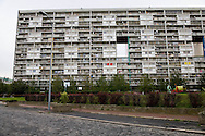 Seine saint Denis, Suburb of Paris, La courneuve near Stains, cite des 4000, social housing  Seine Saint Denis  France    /// Seine Saint Denis, la Courneuve cite des 4000  Champigny sur marne,   france   /// PAR865-13