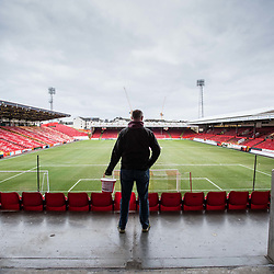 Aberdeen v Celtic, SPrem, 25th February 2018<br /> <br /> Aberdeen v Celtic, SPrem, 25th February 2018 &copy; Scott Cameron Baxter | SportPix.org.uk<br /> <br /> Pittodrie is the venue today for the Scottish Premiership match between Aberdeen and Celtic.