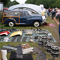 Car parts and bits for sale, British Autojumble Waalwijk, Netherlands, on 30 June 2013