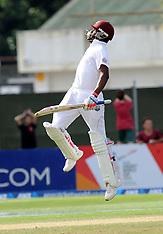 Dunedin-Cricket, New Zealand v West Indies, 1st test, day 4