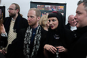 SIMON OLDFIELD; PRINCESS JULIA, Nicola Tyson exhibition of photographs: Bowie Nights at Billy's Club London 1978. Sadie Coles HQ. 9 Balfour Mews, London W1. 25 January 2013.