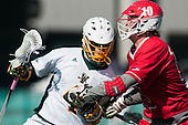 Stony Brook vs. Vermont Men's Lacrosse 03/28/15