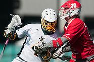 Stony Brook vs. Vermont Men's Lacrosse 03/28/15