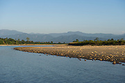 Jai Bhoralli River<br /> Nameri Wildlife Reserve<br /> Assam<br /> North East India