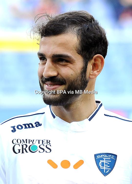 Italian League Serie A -2016-2017 / <br /> ( Empoli Fc ) - <br /> Riccardo Saponara
