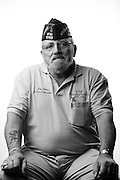 Robert E. Bailey Jr.<br /> Navy<br /> E-7<br /> Cook<br /> 1965-1991 (Retired)<br /> Vietnam<br /> <br /> Veterans Portrait Project<br /> Louisville, KY<br /> VFW Convention <br /> (Photos by Stacy L. Pearsall)