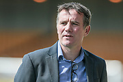 Phil Parkinson (Manager) (Bolton Wanderers) before the EFL Sky Bet League 1 match between Port Vale and Bolton Wanderers at Vale Park, Burslem, England on 22 April 2017. Photo by Mark P Doherty.
