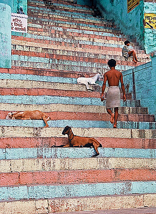 Varanesi, India