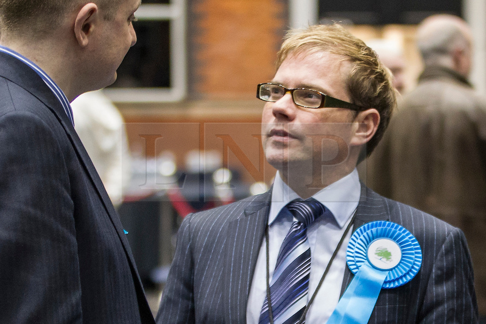 © Licensed to London News Pictures . Manchester , UK . FILE PICTURE DATED 16/11 2012 of MATTHEW SEPHTON standing for the Conservative Party in the constituency of Manchester Central . Sephton (41) , a Conservative Party councillor in Altrincham and teacher at Westmorland Primary School in Stockport , was arrested by National Crime Agency officers on December 1st 2016 . The school and the Conservative Party have both suspended him . Photo credit: Joel Goodman/LNP