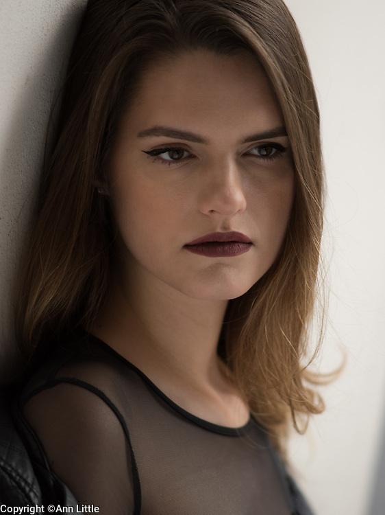 Rachel Fox, model
