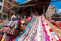 Indra Chowk, Kathmandu, Nepal.