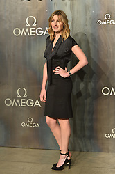 © Licensed to London News Pictures. 26/04/2017. London, UK. LAURA CARMICHAEL attends the Omega party celebrating 60 Years of the Speedmaster watch. Photo credit: Ray Tang/LNP
