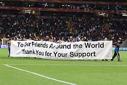 13.07.2011, Commerzbank Arena, Frankfurt, GER, FIFA Women Worldcup 2011, Halbfinale,  Japan (JPN) vs. Schweden (SWE), im Bild.Jubel Japan nach dem Sieg .. // during the FIFA Women´s Worldcup 2011, Semifinal, Japan vs Sweden on 2011/07/13, Commerzbank Arena, Frankfurt, Germany.   EXPA Pictures © 2011, PhotoCredit: EXPA/ nph/  Mueller       ****** out of GER / CRO  / BEL ******
