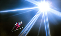05.01.2015, Paul Ausserleitner Schanze, Bischofshofen, AUT, FIS Ski Sprung Weltcup, 63. Vierschanzentournee, Qualifikation, im Bild Kamil Stoch (POL) // during Qualification of 63rd Four Hills Tournament of FIS Ski Jumping World Cup at the Paul Ausserleitner Schanze, Bischofshofen, Austria on 2015/01/05. EXPA Pictures © 2015, PhotoCredit: EXPA/ JFK