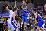 LIGNANO SABBIADORO, 15 LUGLIO 2015<br /> BASKET, EUROPEO MASCHILE UNDER 20<br /> ITALIA-ISRAELE<br /> NELLA FOTO: Alessandro Cappelletti<br /> FOTO FIBA EUROPE/CASTORIA