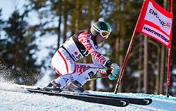 06.02.2011, Hannes-Trinkl-Strecke, Hinterstoder, AUT, FIS World Cup Ski Alpin, Men, Hinterstoder, Riesentorlauf, im Bild Marcel Mathis (AUT) // Marcel Mathis (AUT) during FIS World Cup Ski Alpin, Men, Giant Slalom in Hinterstoder, Austria, February 06, 2011, EXPA Pictures © 2011, PhotoCredit: EXPA/ J. Feichter