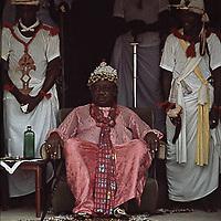 Coronation of His Royal Highness Edidem Otu Ekpenyong-Effa IX, Obong of Calabar, Nigeria