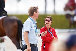 Rothenberger, Sven (GER);<br /> Theodorescu, Monica (GER) <br /> Aachen - CHIO 2017<br /> © www.sportfotos-lafrentz.de/Stefan Lafrentz