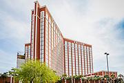 Treasure Island Hotel and Casino, Las Vegas, Nevada, USA The oldest hotel still operating on the Strip