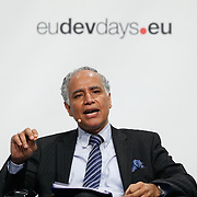 20160616 - Brussels , Belgium - 2016 June 16th - European Development Days - Building win-win partnerships for women's and girls economic empowerment - Arup Banerji - Regional Director for the European Union Countries, Europe and Central Asia, The World Bank Group © European Union