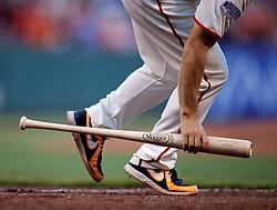 Brandon Belt's World Series bat, 2014 World Series Champion Giants