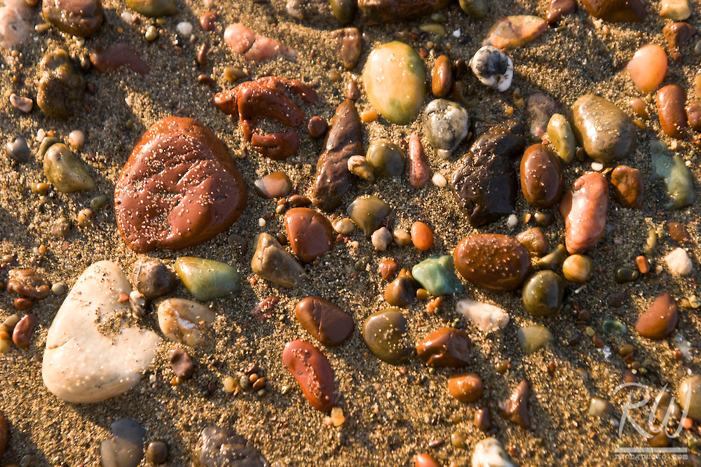 Moonstone Beach Rocks, Cambria, California