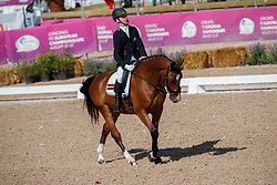 Snikus Richards, LAT, King Of The Dance<br /> FEI European Para Dressage Championships - Goteborg 2017 <br /> © Hippo Foto - Dirk Caremans<br /> 21/08/2017,