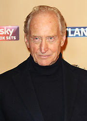© Licensed to London News Pictures. 18/03/2015, UK. Charles Dance (Tywin Lannister), Game of Thrones - Series Five World Premiere, Tower of London, London UK, 18 March 2015. Photo credit : Richard Goldschmidt/Piqtured/LNP