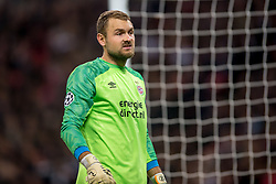 November 6, 2018 - London, Greater London, England - Jeroen Zoet of PSV Eindhoven during the UEFA Champions League Group Stage match between Tottenham Hotspur and PSV Eindhoven at Wembley Stadium, London, England on 6 November 2018. Photo by Salvio Calabrese. (Credit Image: © AFP7 via ZUMA Wire)