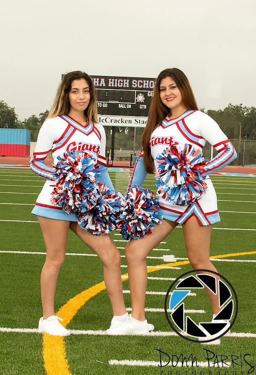 April Martinez and Chloe Camargo