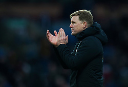 Bournemouth manager Eddie Howe at the final whistle - Mandatory by-line: Jack Phillips/JMP - 22/02/2020 - FOOTBALL - Turf Moor - Burnley, England - Burnley v Bournemouth - English Premier League