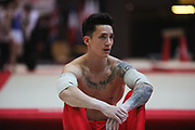 Marcel Nguyen, Germany, during the Arthur Gander Memorial,  Morges, Switzerland on 1 November 2017. Photo by Myriam Cawston.
