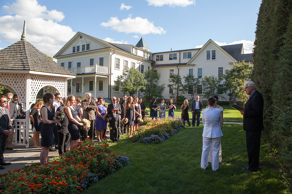 Smith College Wedding