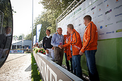 Team Netherlands, Rob Ehrens,  <br /> Furusiyya FEI Nations Cup presented by Longines<br /> CHIO Rotterdam 2016<br /> © Hippo Foto - Dirk Caremans<br /> 24/06/16