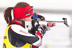 12.12.2010, Biathlonzentrum, Obertilliach, AUT, Biathlon Austriacup, Verfolgung Lady, im Bild Christina Rieder (AUT, #102). EXPA Pictures © 2010, PhotoCredit: EXPA/ J. Groder