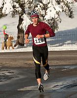 Gilford Community Center Turkey Trot 5k run November 24, 2011.