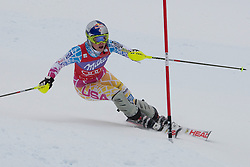 19.12.2010, Val D Isere, FRA, FIS World Cup Ski Alpin, Ladies, Super Combined, im Bild Lindsey Vonn (USA) whilst competing in the Slalom section of the women's Super Combined race at the FIS Alpine skiing World Cup Val D'Isere France. EXPA Pictures © 2010, PhotoCredit: EXPA/ M. Gunn / SPORTIDA PHOTO AGENCY