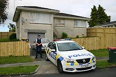 Auckland-Police investigate Manurewa death