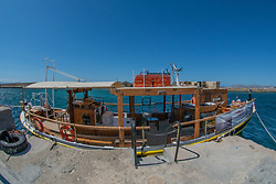 Boat, Chania, Crete, Greece