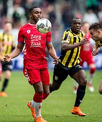 11-03-2018 NED: FC Utrecht - Vitesse, Utrecht<br /> Utrecht verslaat met 5-1 Vitesse / Gyrano Kerk #7 of FC Utrecht