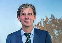 UTRECHT -  Richard Kooloos, bestuurslid NGF,  .  Algemene Ledenvergadering van de Nederlandse Golf Federatie NGF.   COPYRIGHT KOEN SUYK