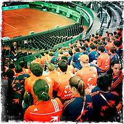Roland Garros. Paris, France. June 1st 2012.