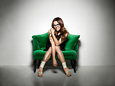 MAY 01 2013 Melanie C & Specsavers: Anti-Bullying Charity Kidscape
