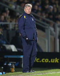 \Bristol Rovers Manager, John Ward- Photo mandatory by-line: Matt Bunn/JMP - Tel: Mobile: 07966 386802 23/11/2013 - SPORT - Football - Burton - Pirelli Stadium - Burton Albion v Bristol Rovers - Sky Bet League Two