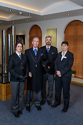 Lincolnshire Co-operative staff portraits.  Tritton Road Funerals.<br /> <br /> Picture: Chris Vaughan Photography<br /> Date: January 24, 2018