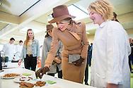 Samso, 18-03-2015<br /> <br /> King Willem-Alexander and Queen Maxima  visit the Island of Samso<br /> <br /> <br /> Photo: Bernard Ruebsamen/Royalportraits Europe