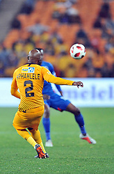 MTN top 8 second leg semifinal match between Keizer Chiefs FC and Super Sport United FC (Last game was a 2 all draw) at FNB stadium on Saturday 01 September 2018. Up to half time no goals scored.  <br /> Picture: Timothy Bernard AfricanNewsAgency/ ANA