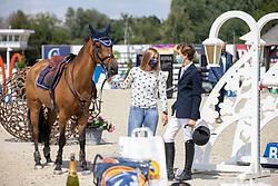 Mees Frederik, BEL, Pinto<br /> Belgisch Kampioenschap Jeugd Azelhof - Lier 2020<br /> © Hippo Foto - Dirk Caremans<br />  02/08/2020